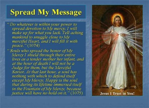 Divine Mercy Diary